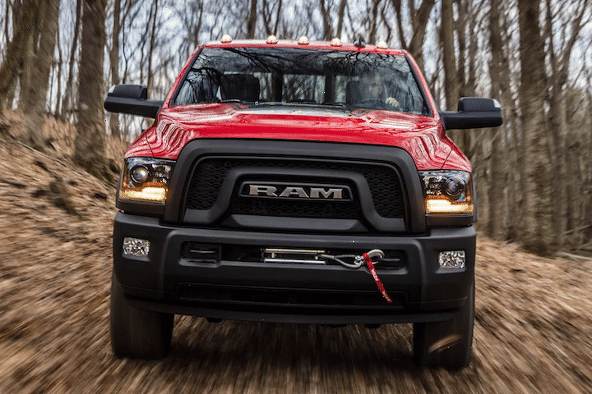 Toyota Tacoma TRD Pro and Ram Power Wagon Bring Brute Force to Chicago