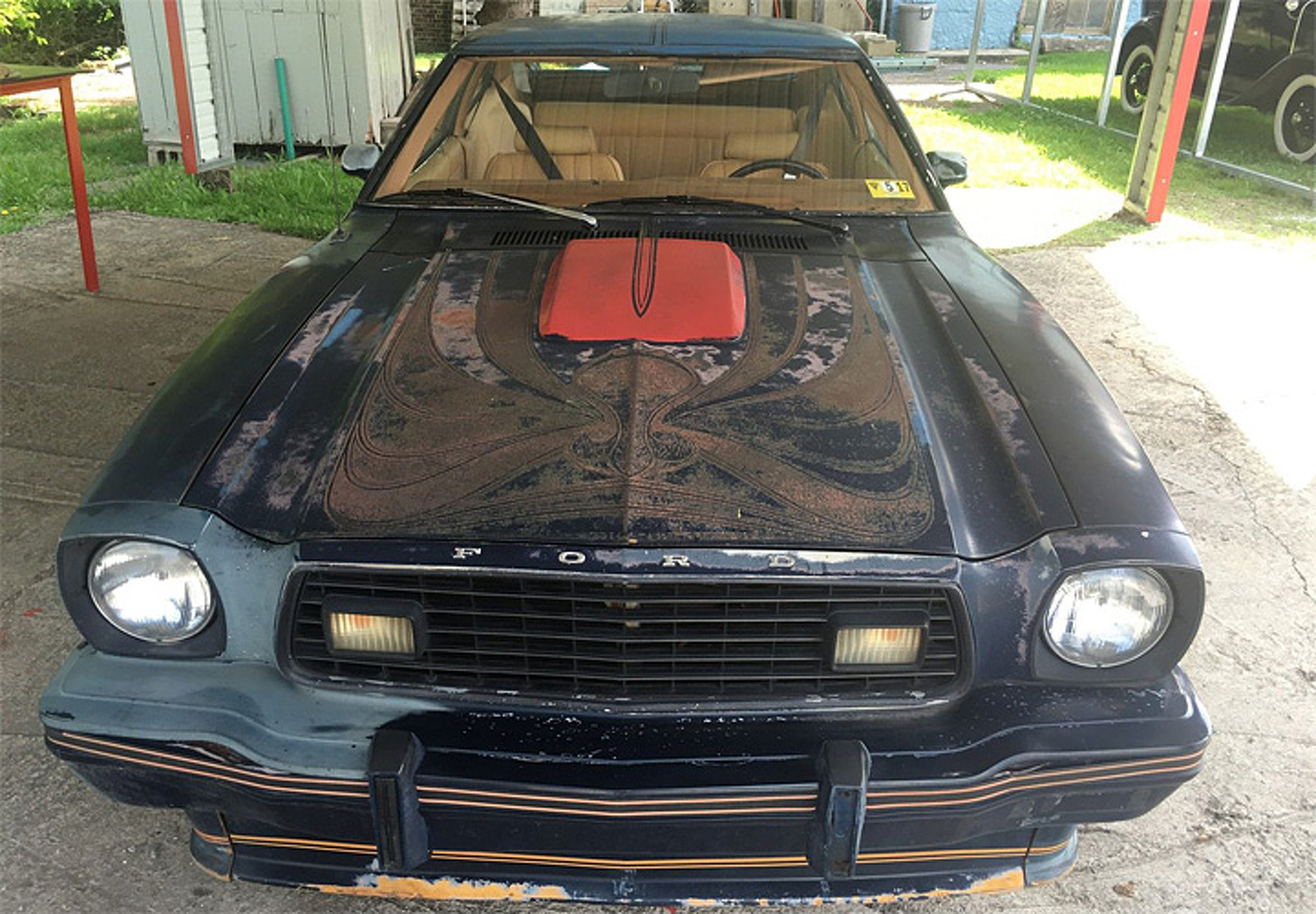 Barn Find '78 Ford Mustang King Cobra was the Best of the