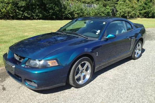 Your Ride: 2004 Ford Mustang SVT Cobra Mystichrome