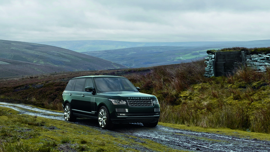 Range Rover, vers une version encore plus luxueuse ?