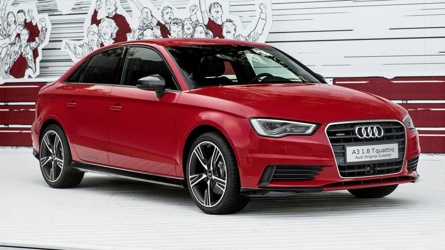 Audi A3 Style package shown at Wörthersee