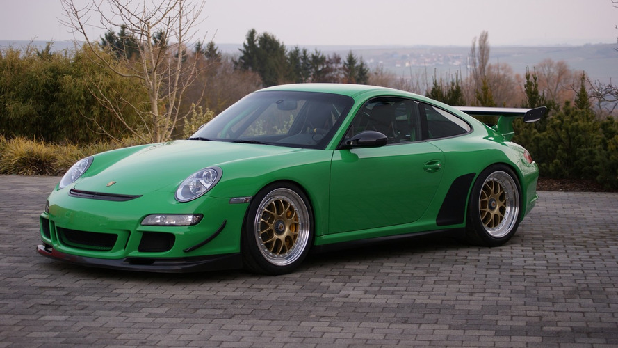 Tuner adds power, shaves weight on Porsche 997 GT3 RS