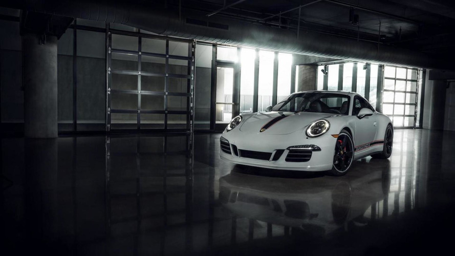 Porsche 911 Carrera GTS Rennsport Reunion Edition announced
