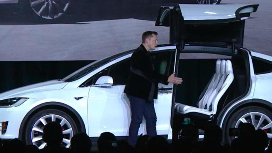 Future Tesla Model X owner complains about launch event