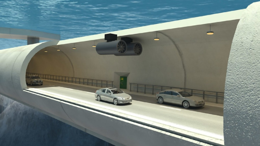 Norway's underwater traffic solution: a series of tubes