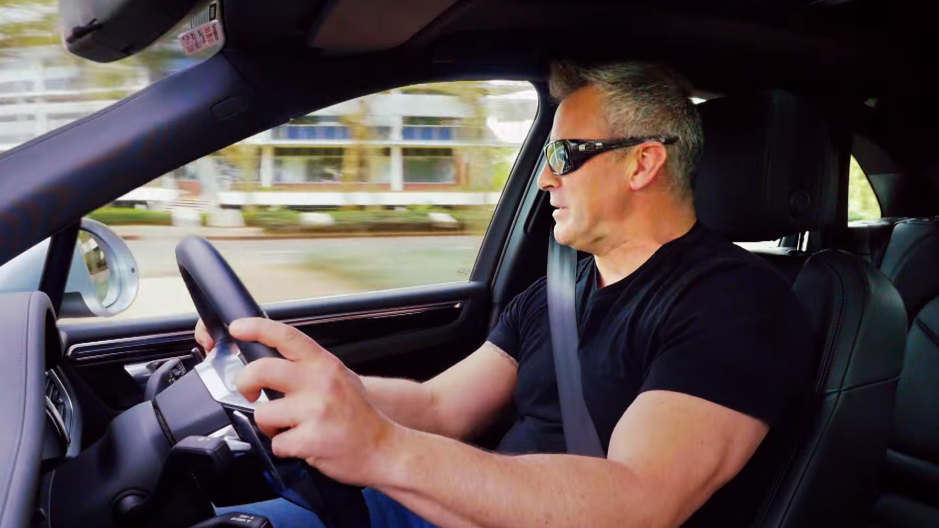 Matt LeBlanc quit Top Gear reluctantly – Chris Harris