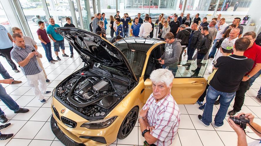 BMW M2 por Manhart