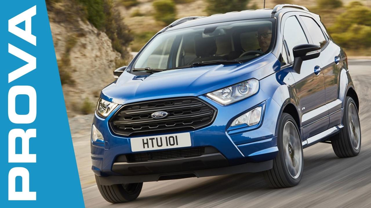 [Copertina] - Ford EcoSport, il riscatto del piccolo SUV