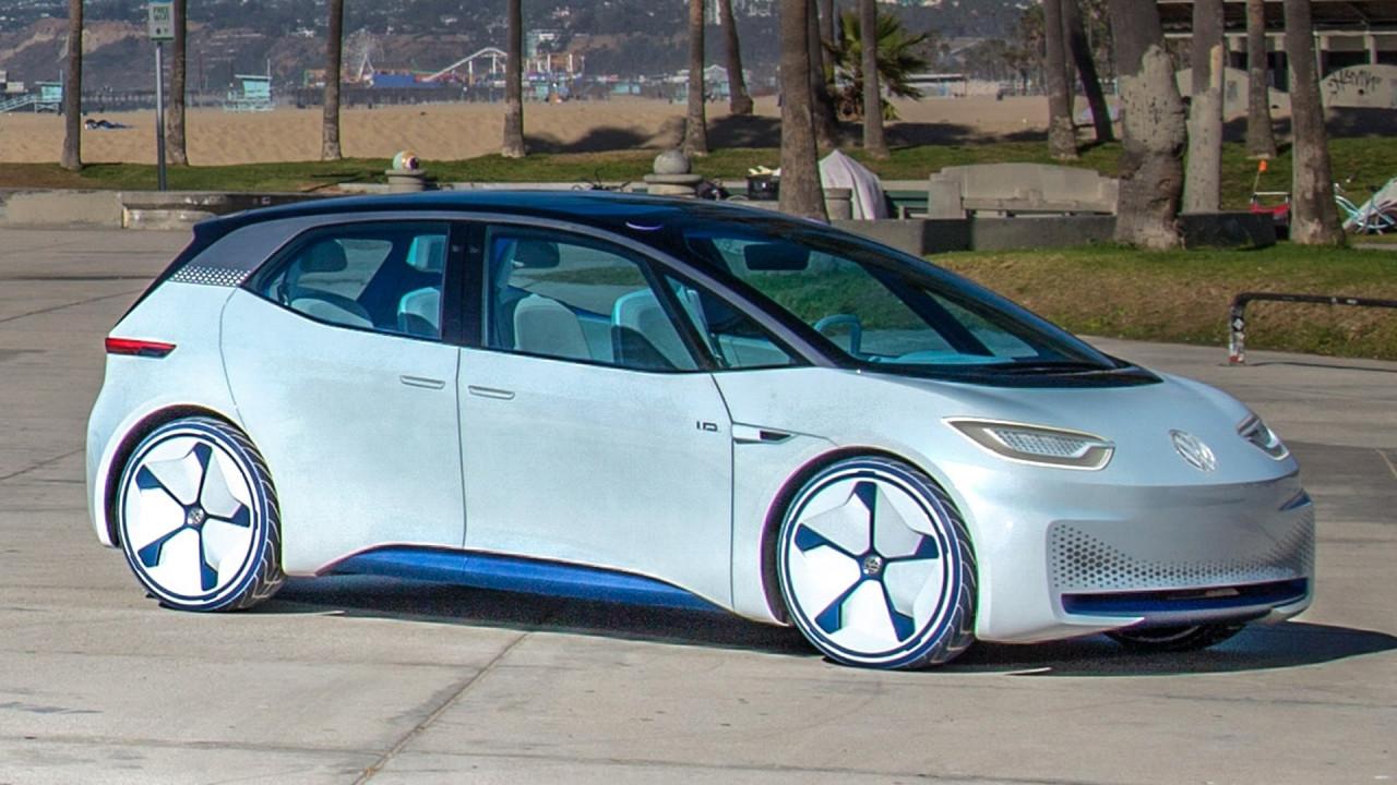 [Copertina] - Volkswagen I.D., l'elettrica rivoluzionaria si avvicina