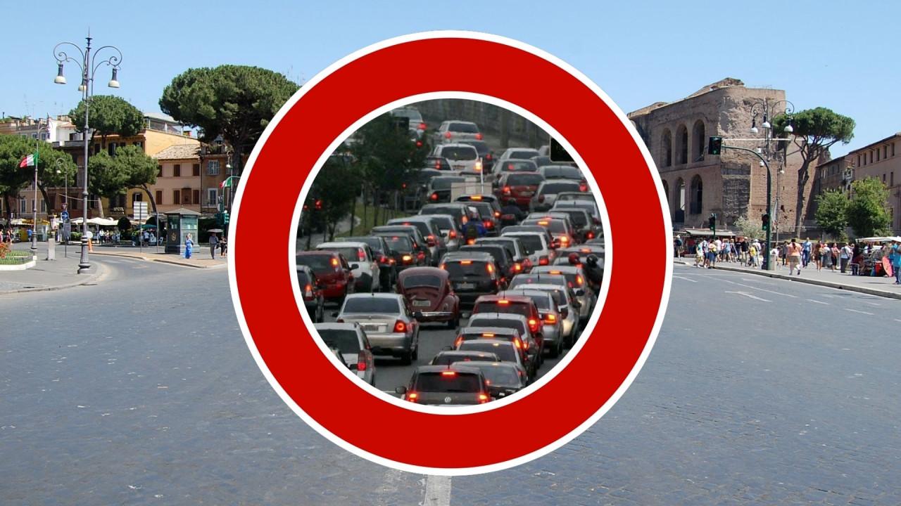 [Copertina] - Blocchi del traffico 2017, le regole città per città