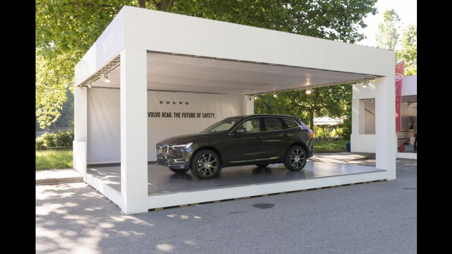 Volvo a Parco Valentino 2017