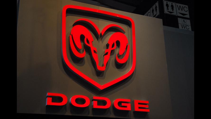 Dodge al Salone di Ginevra 2008