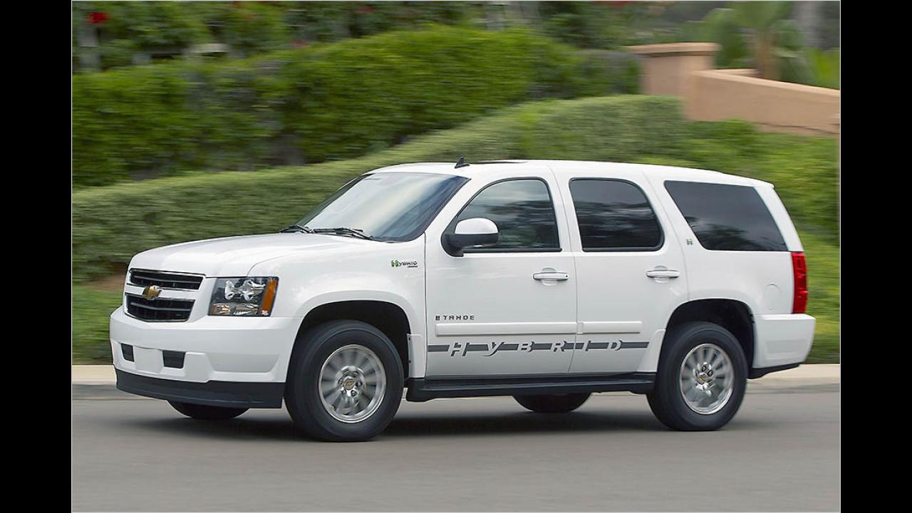 2008: Chevrolet Tahoe Hybrid