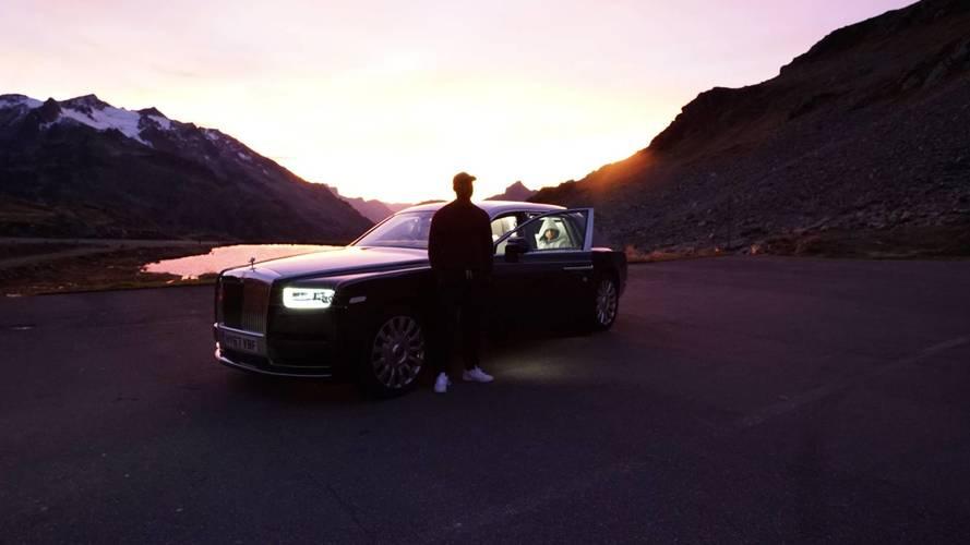 Skepta révén guruló stúdió lett az új Rolls-Royce Phantomból