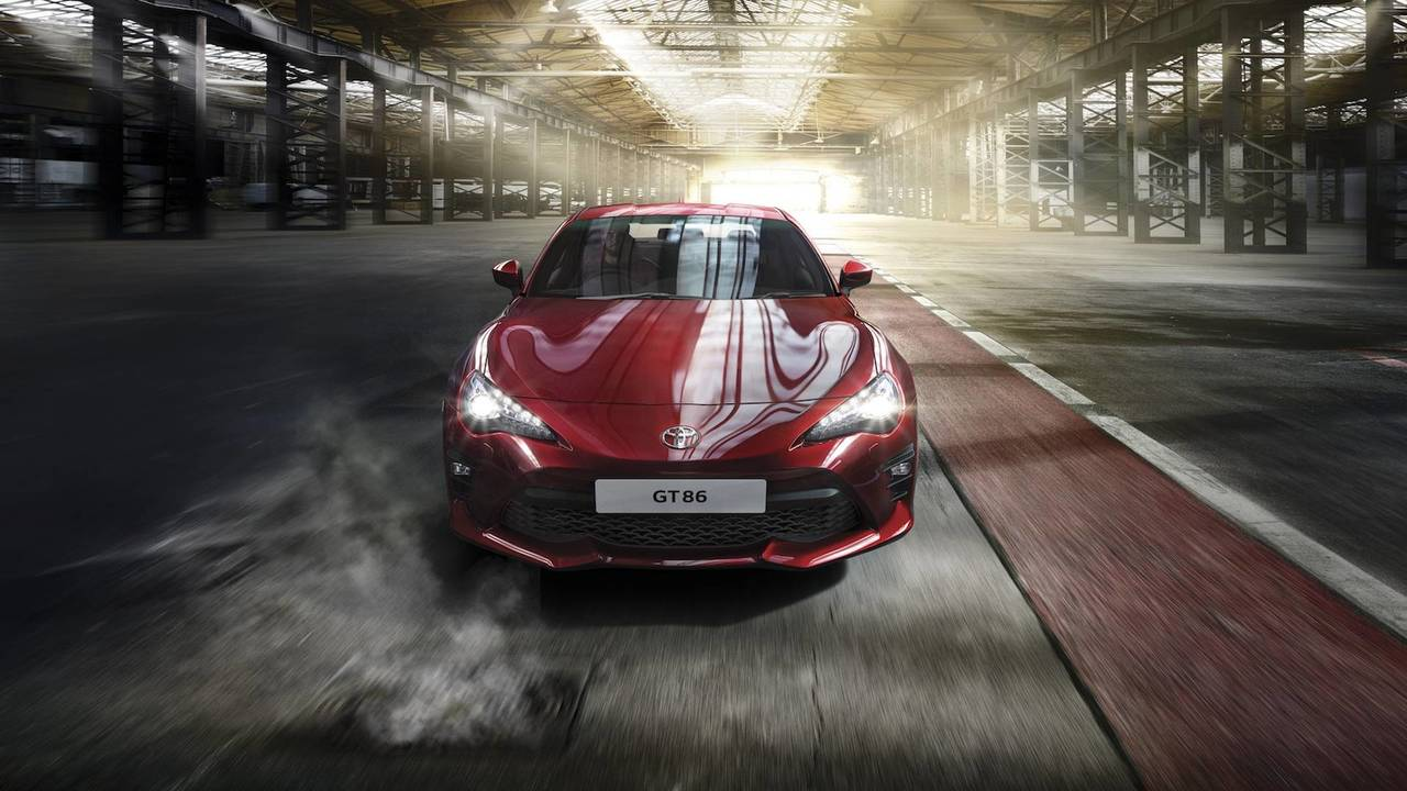 Toyota GT86 2018