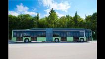 Mercedes erprobt elektrischen Stadtbus