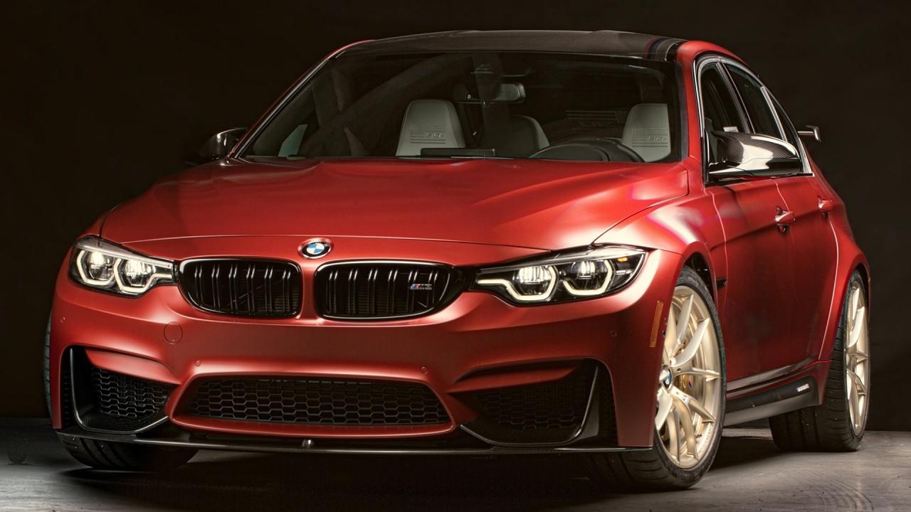[Copertina] - BMW M3 30 Years American Edition, speciale per i 30 anni dell'M3 negli USA
