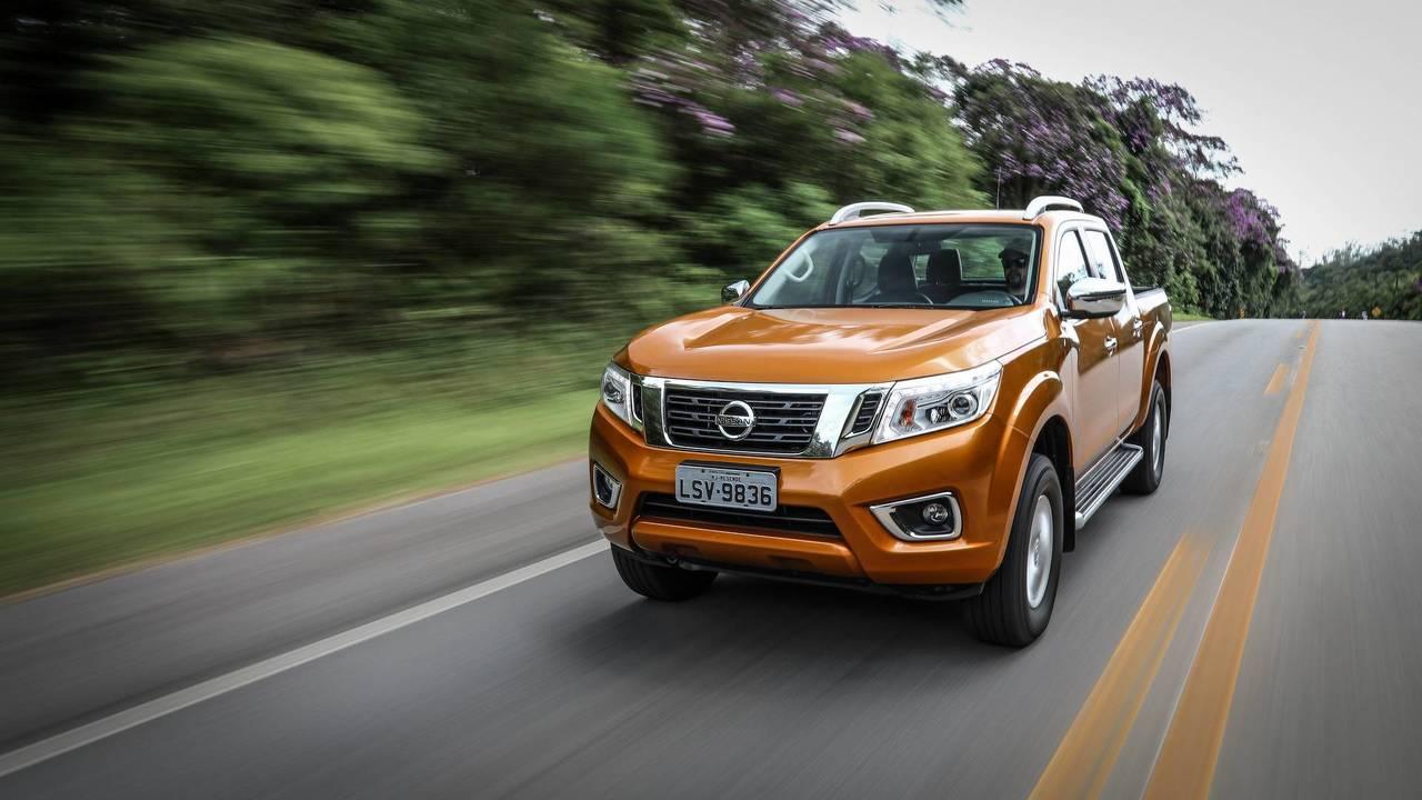 Nissan Frontier - Meta não revelada