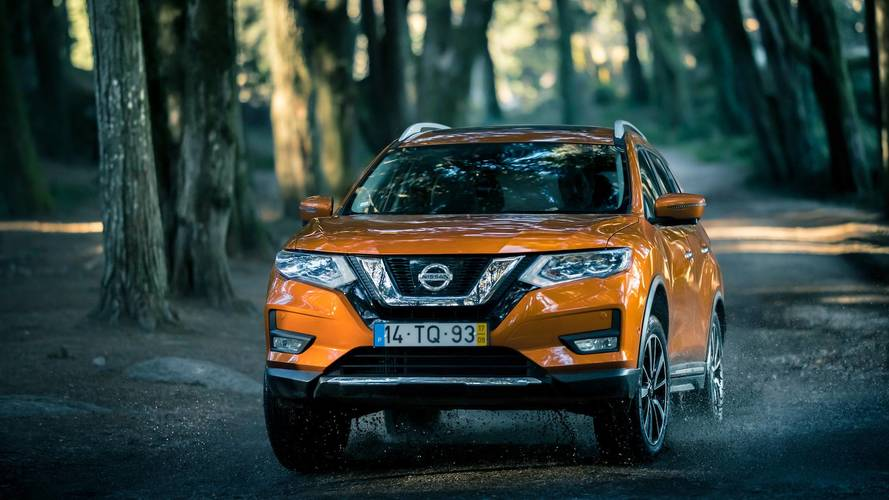 Nissan Crossover Domination 2017