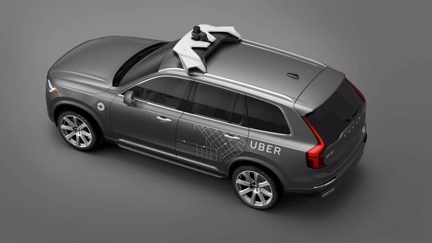 Uber - La voiture autonome a choisi de ne pas éviter le piéton