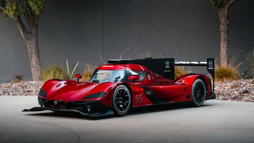 Updated Mazda RT-24P Debut