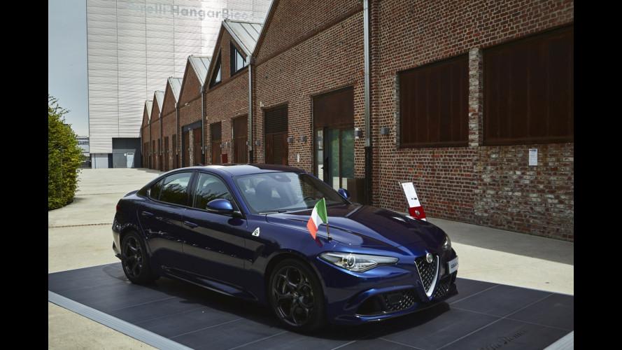 Le auto blu delle Ambasciate italiane calzano gomme Tricolore