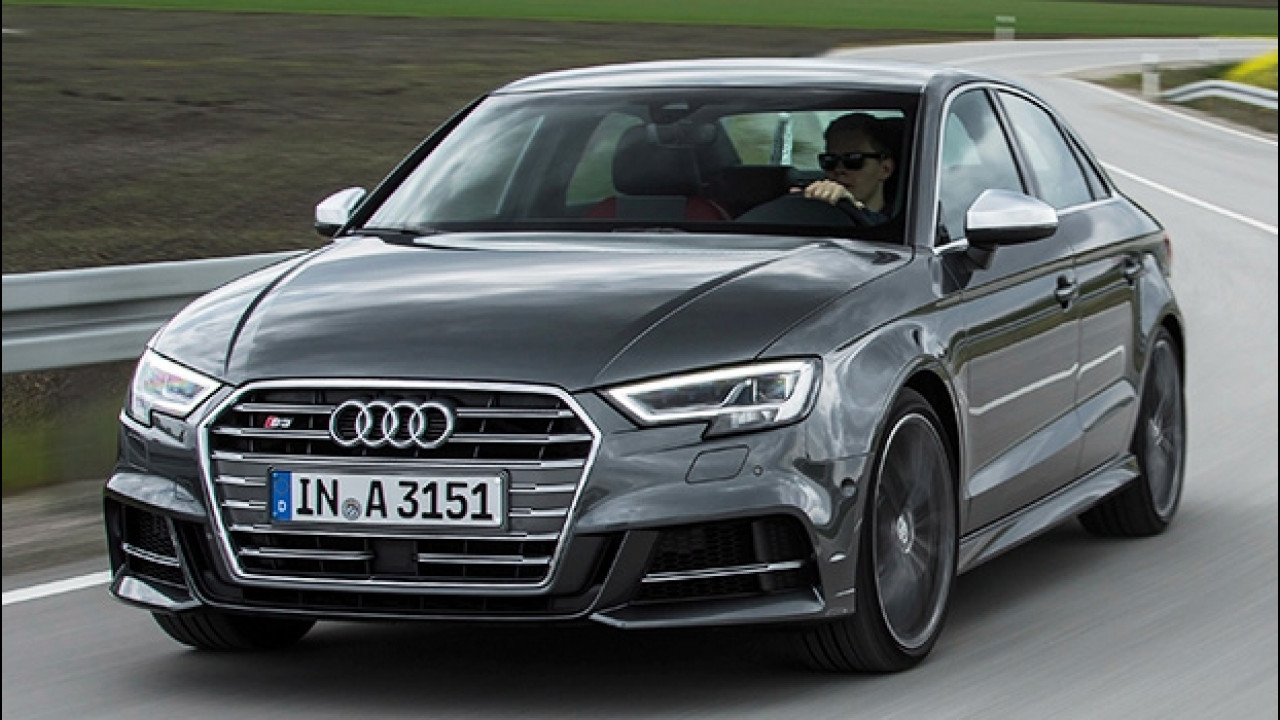 [Copertina] - Audi S3 restyling, la potenza non è tutto [VIDEO]