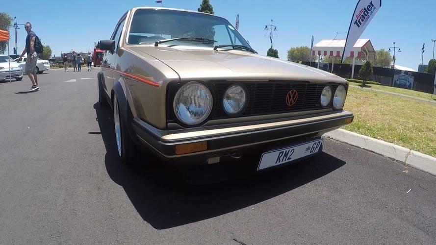 Carspotting Johannesburgban: BMW 2002 és társai