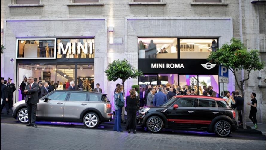 MINI, nuovo spazio espositivo a Roma