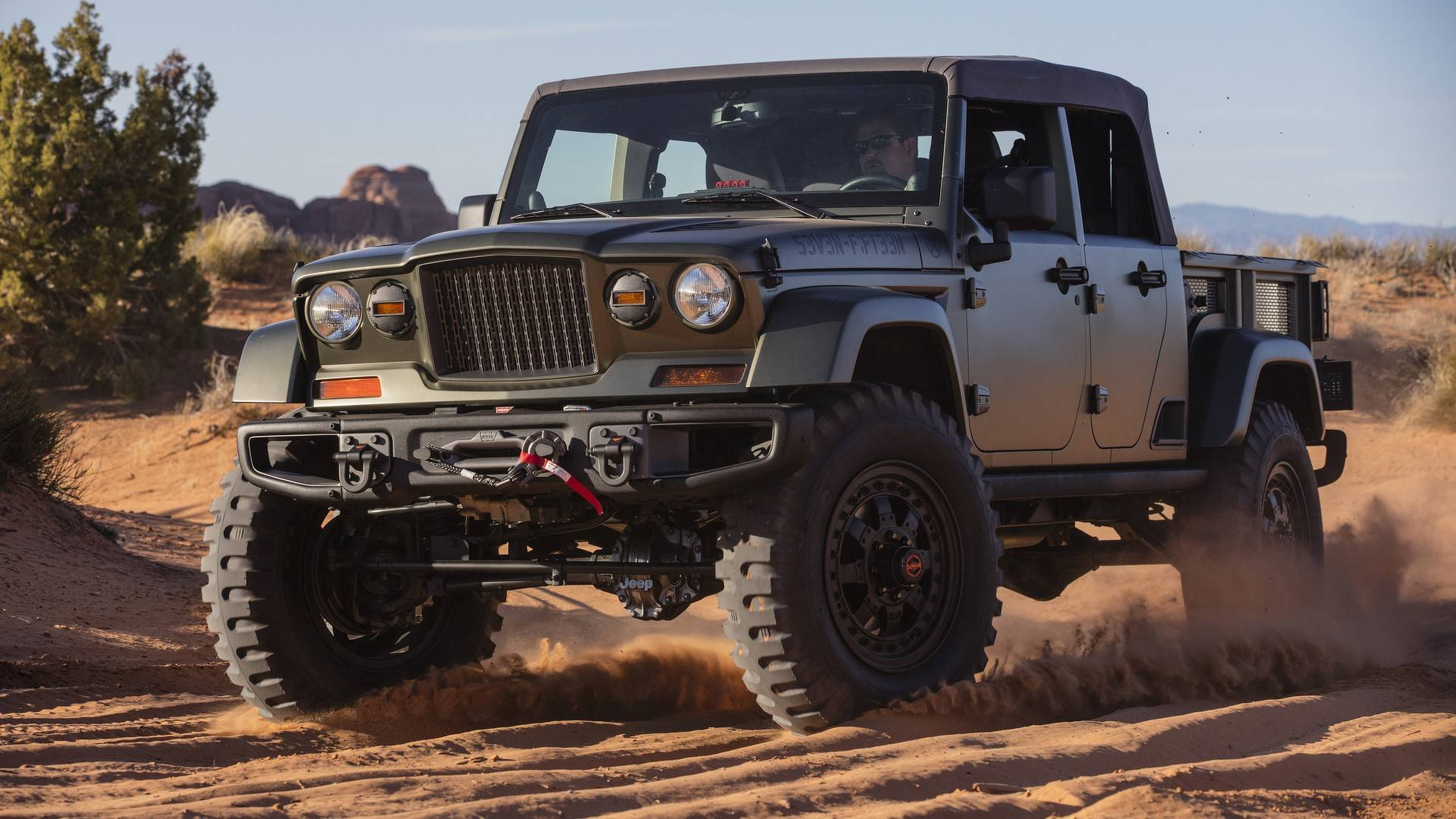Jeep chief 715 price