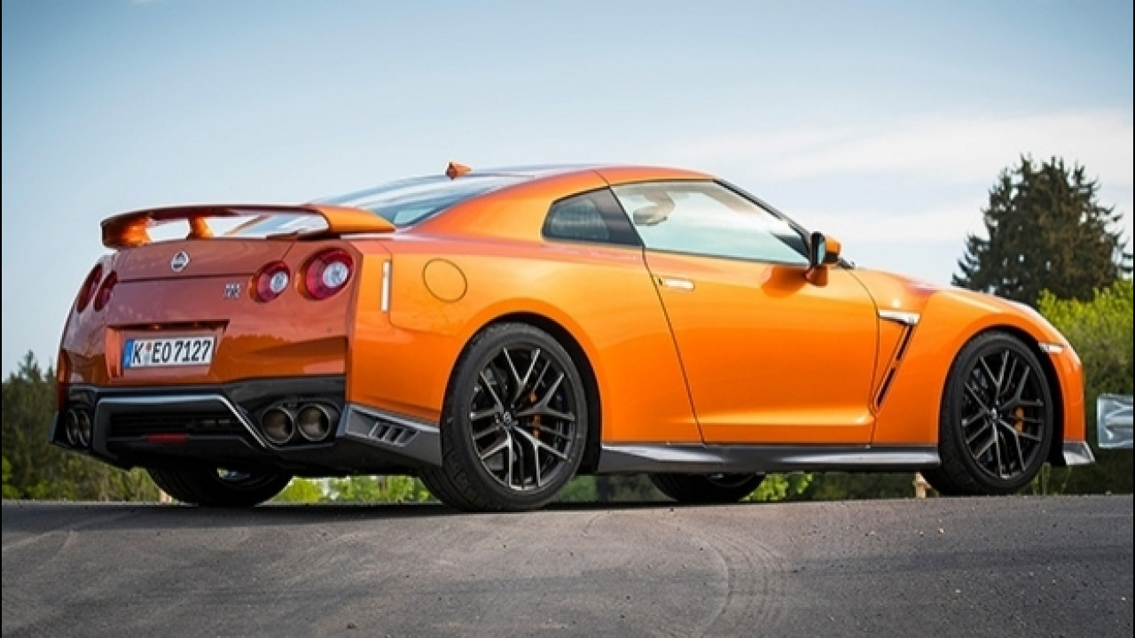 [Copertina] - Nissan GT-R restyling, quanto costa Godzilla?