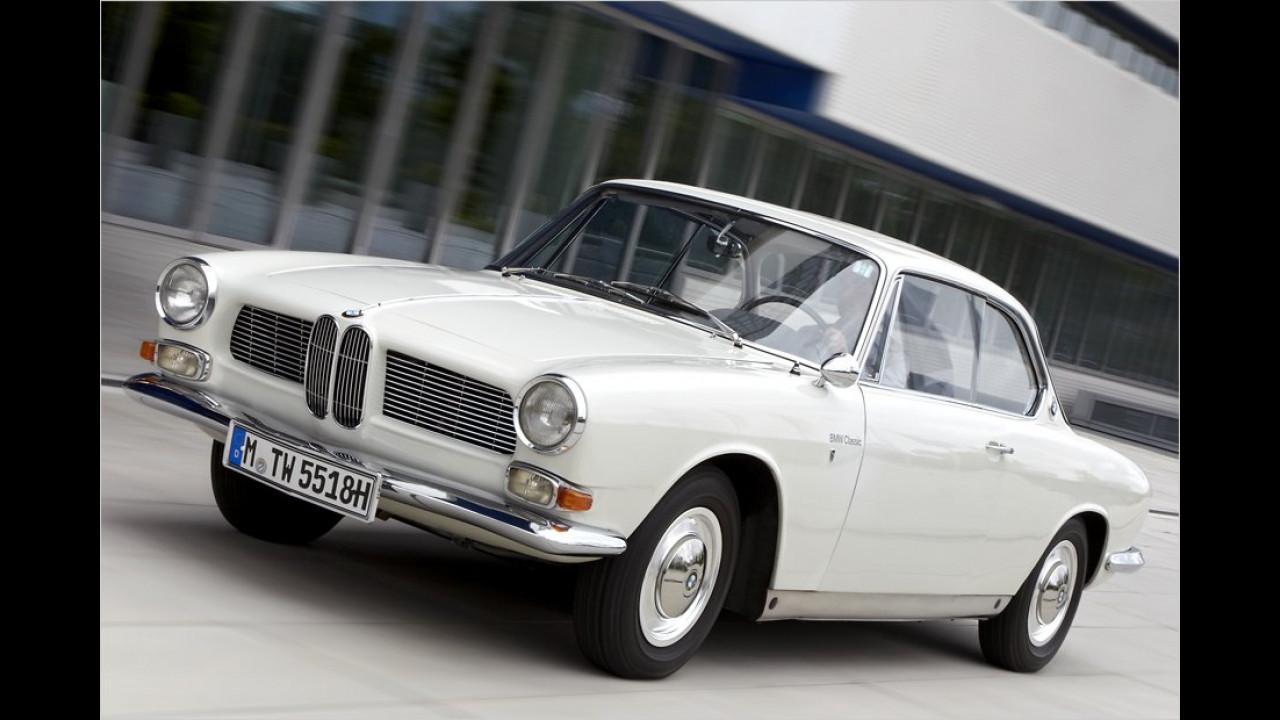 BMW 3200 CS (1962 bis 1965)