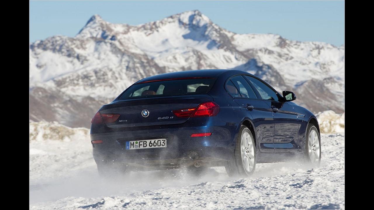 xDrive im BMW 6er
