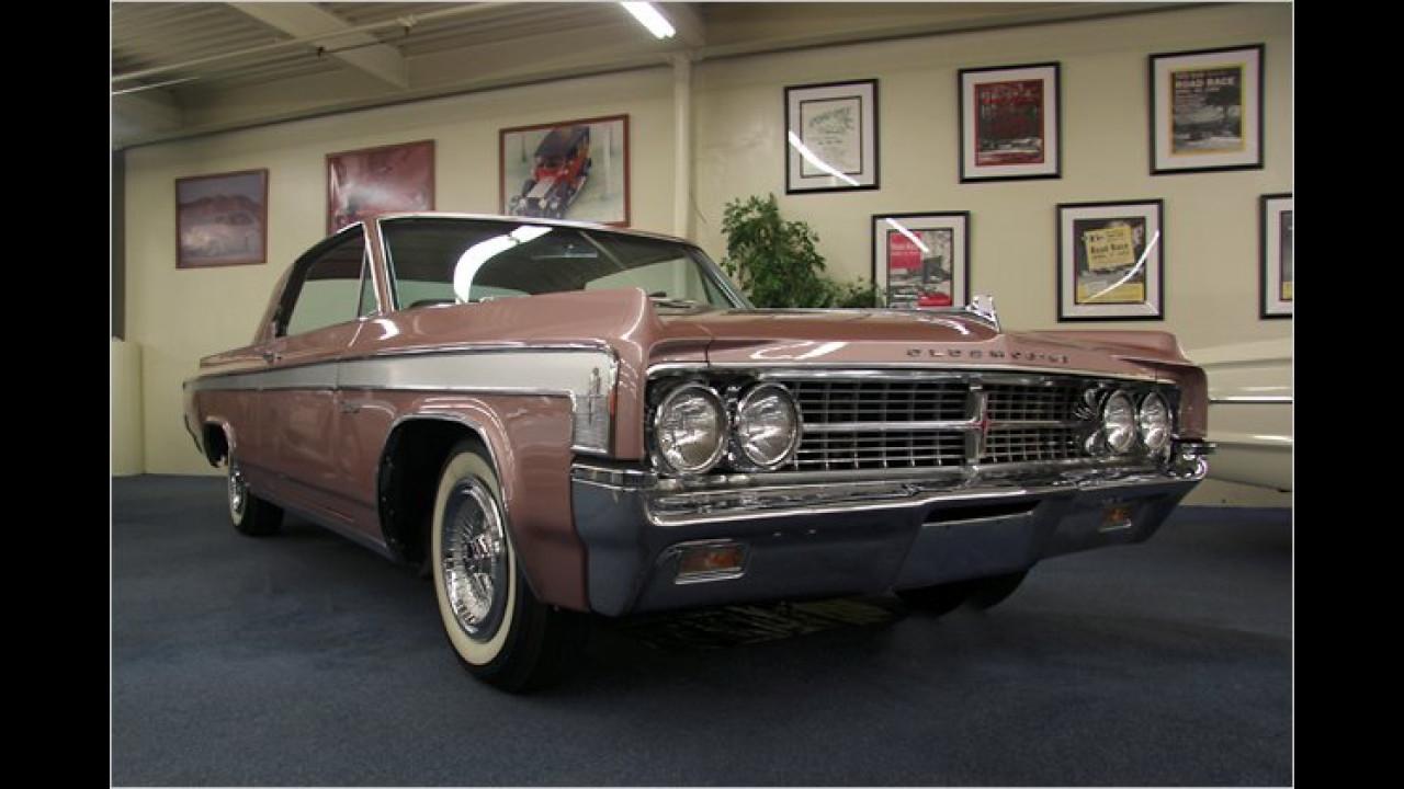 1963 Oldsmobile Starfire Sport Coupé