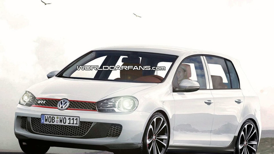 VW Golf VI GTI Gets 11hp More & GTI-R to Replace R32