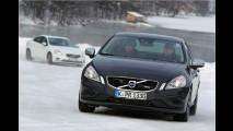 Volvo V60 mit 329 PS