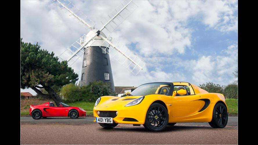Lotus Elise: Leichter und billiger