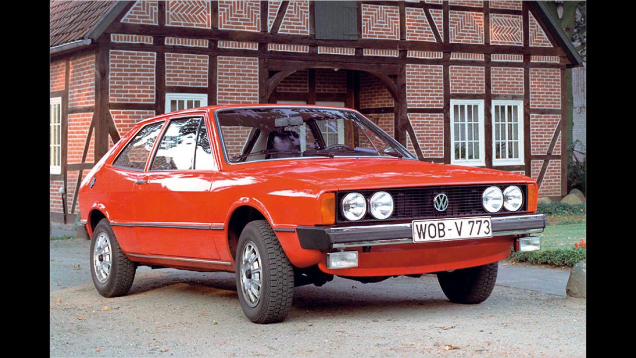 1974: VW Scirocco