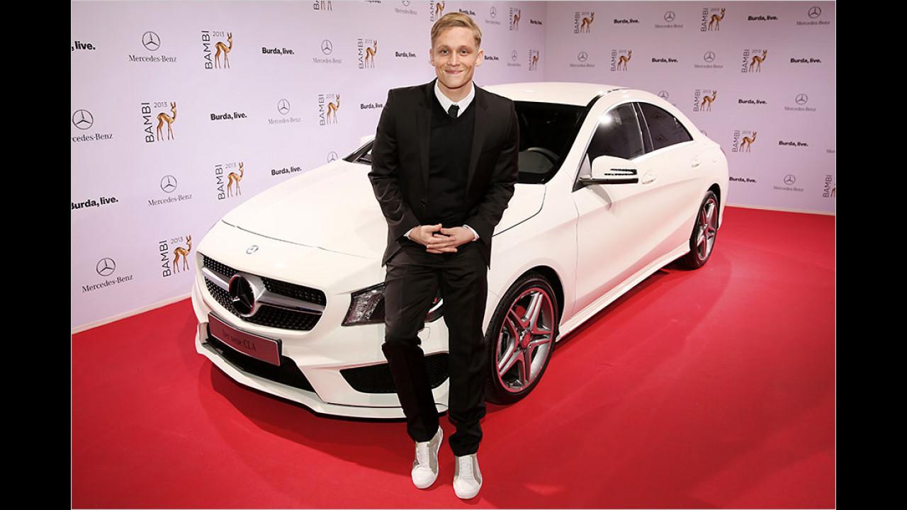 Matthias Schweighöfer: Mercedes