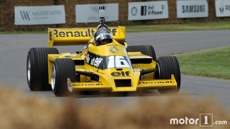 Goodwood 2017 - Les F1 en action au Festival of Speed