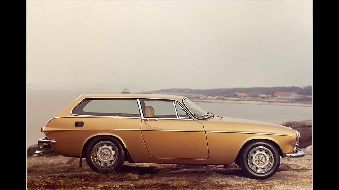 Volvo P1800 ES: Wir danken dem Finanzminister