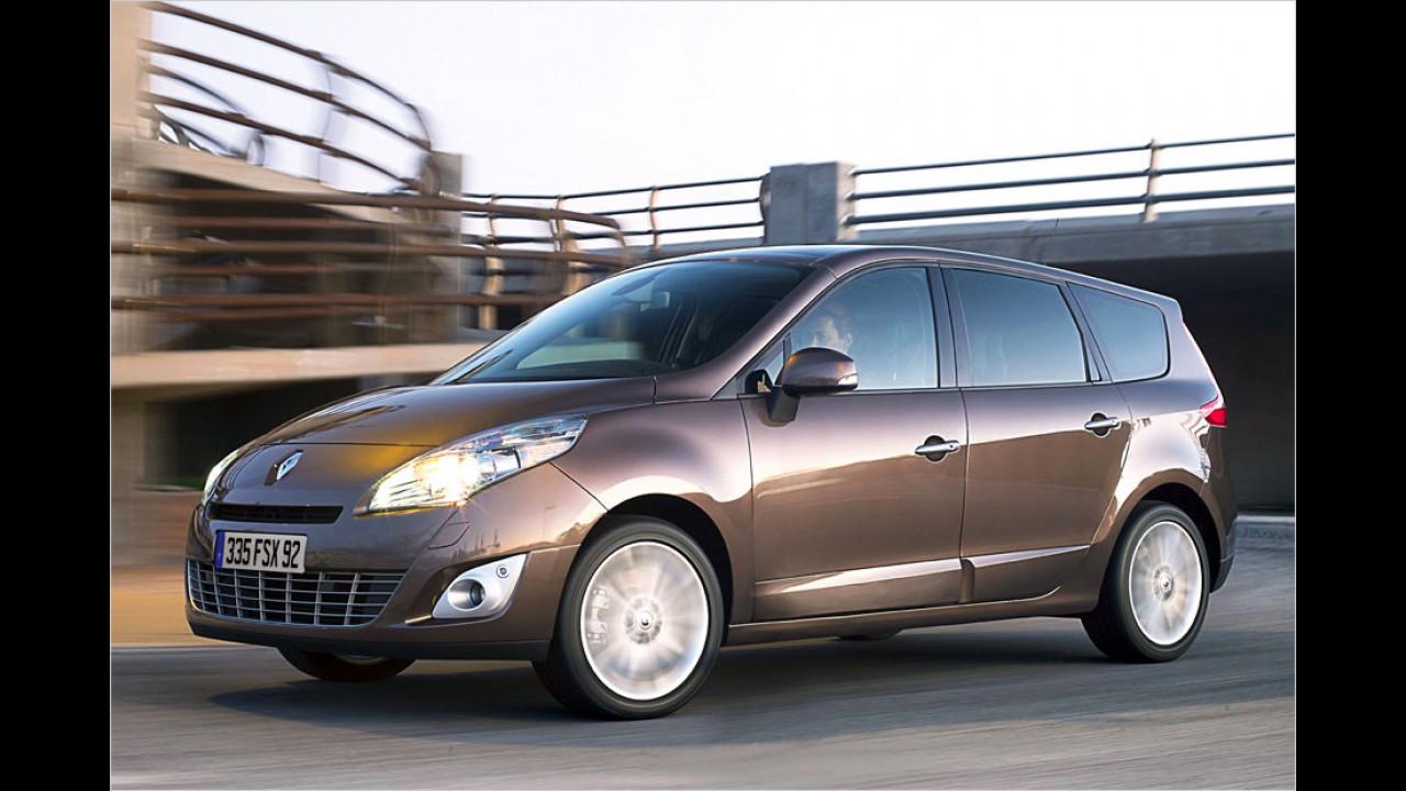 Großraumvans: Renault Grand Scénic Energy dCi 130 Start & Stop