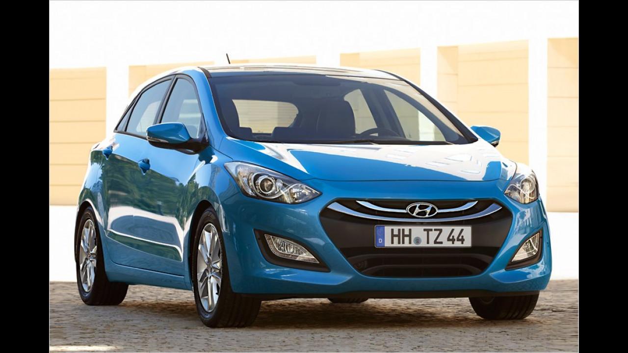 Abmessungen: Hyundai i30