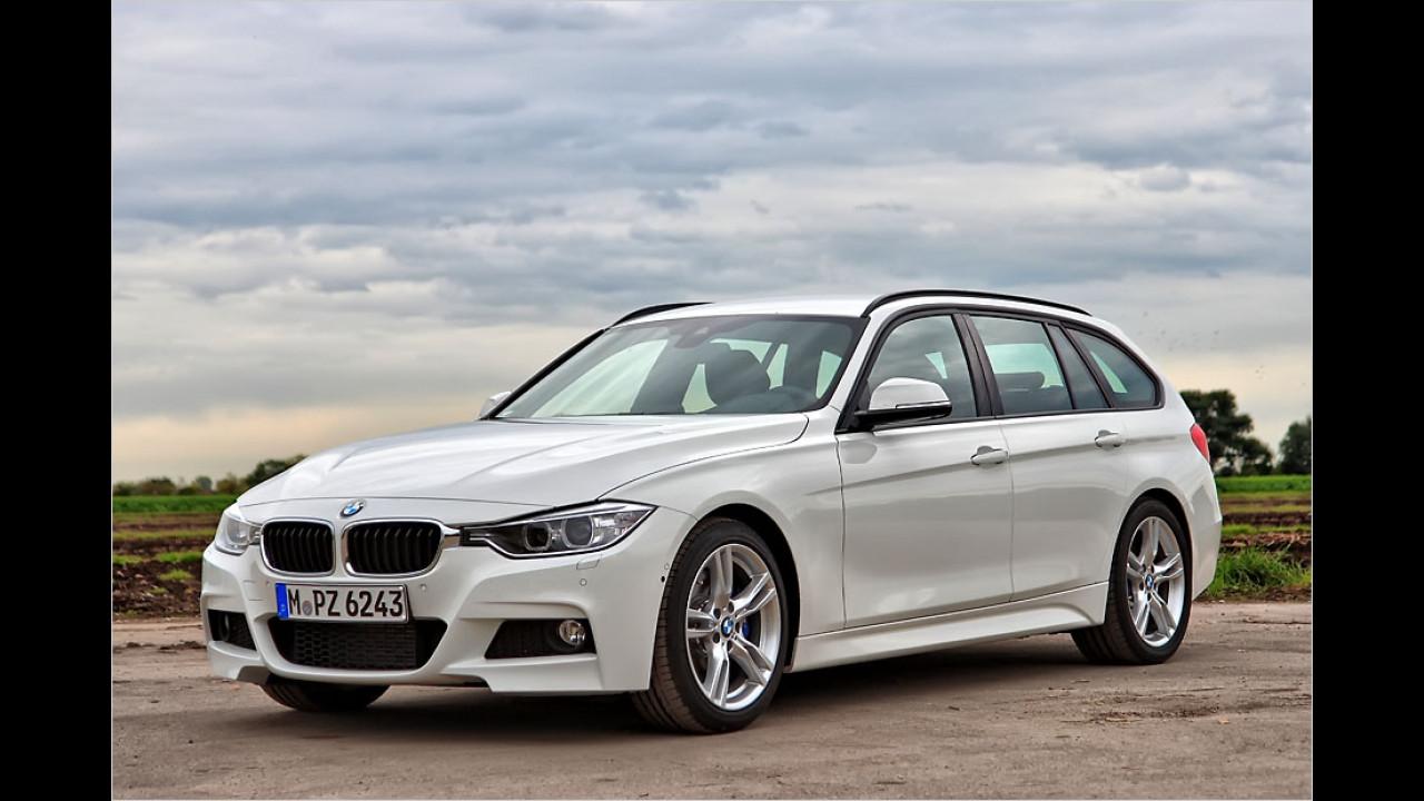 BMW 3er Touring mit M-Paket