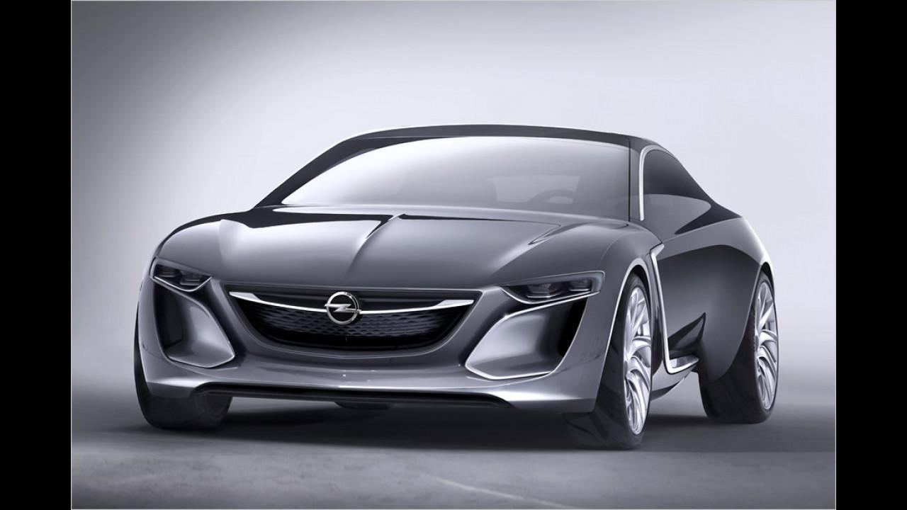 Opel Astra (ab September)