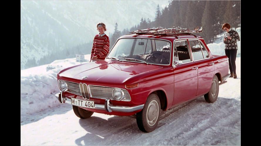 Vom kleinen BMW zum großen Alpina