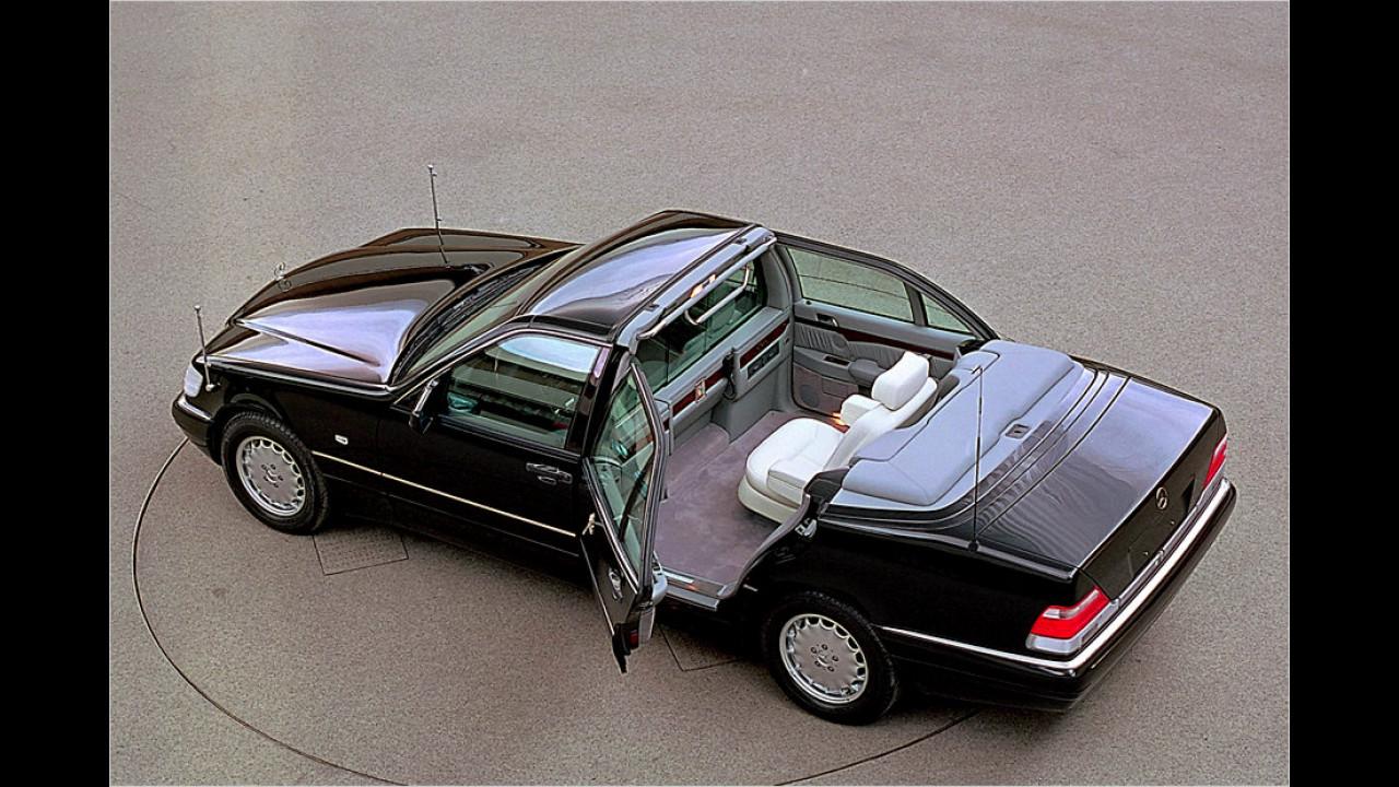 Mercedes S 500 lang Landaulet (1997)