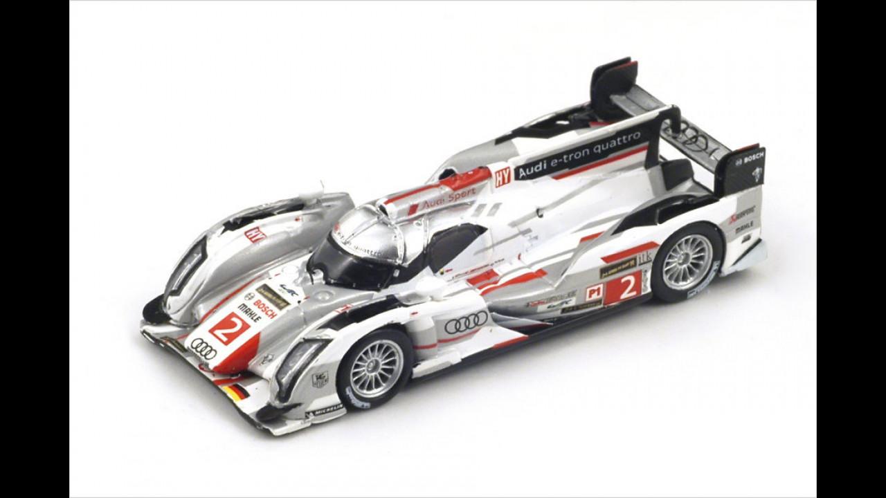 Sieger 1:87 Pkw aktuell: Audi R18 e-tron Le Mans