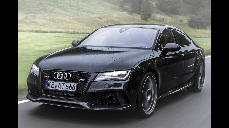 Abt Audi RS7: 700 PS