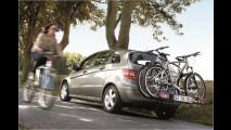 Fahrradträger für die Anhängekupplung